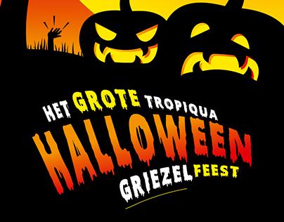 Tropiqua Halloween Griezelfeest