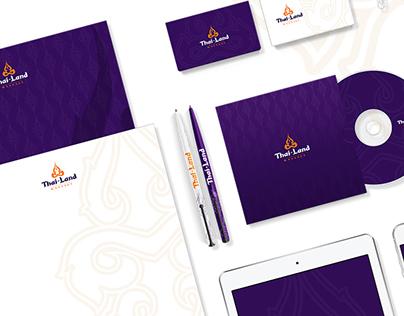 Thai-Land brand redesign