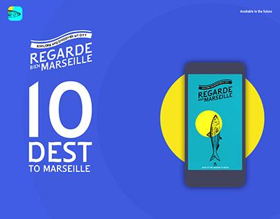 Regarde bien Marseille // #IconContestXD
