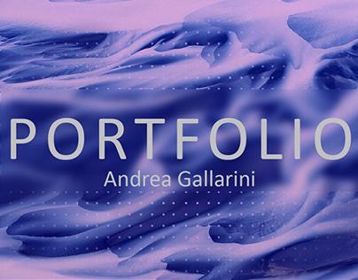 Portfolio Andrea Gallarini