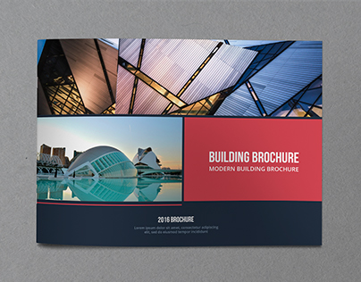 Multipurpose Corporate Brochure
