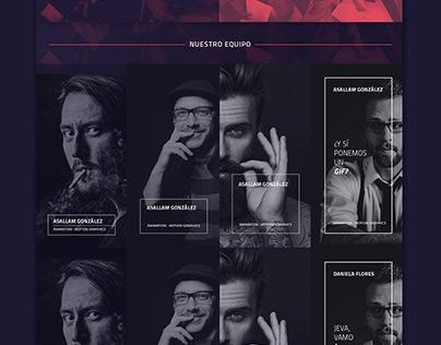 Wild Pixel: Social Media and Web Design