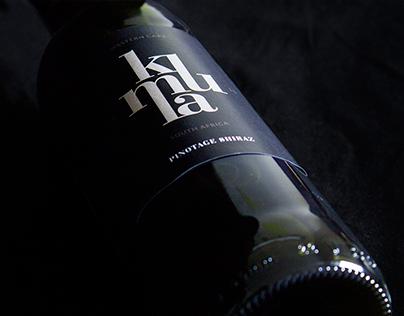 Kumala – Wine label study
