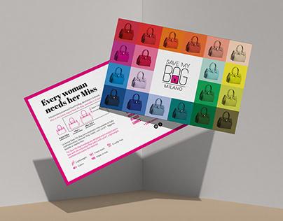 Save My Bag Postcard