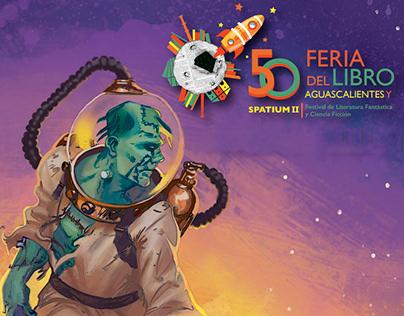 50 Aniversario Feria del Libro Aguascalientes