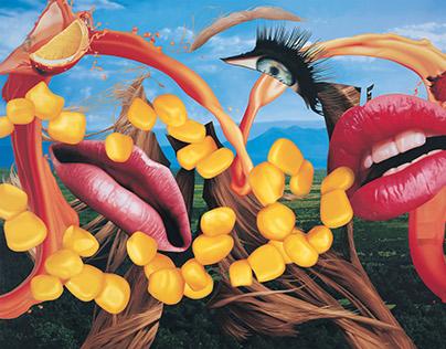 Jeff Koons Selected Work