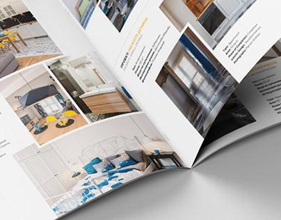 Catalogue for Interior Design Studio