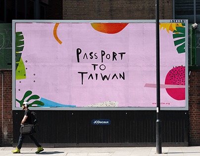 Passport to Taiwan - Brand Identity