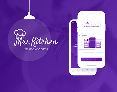 Mrs. Kitchen - Smart Home App