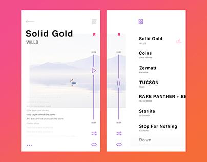 Daily UI - Part I