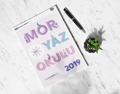 Mor Yaz Okulu Magazine Project