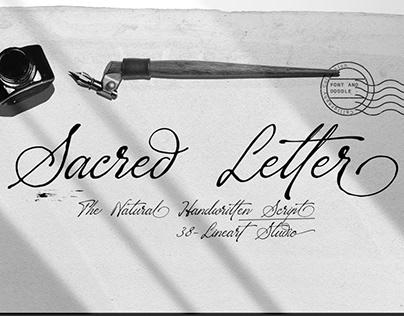 Sacred Letter