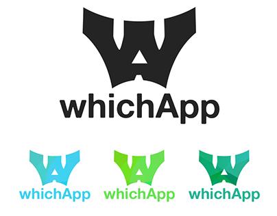 whichApp Logo