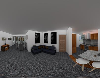 Proyecto remodelacion de apartamento