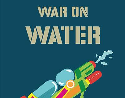 Social Poster • Water Crisis