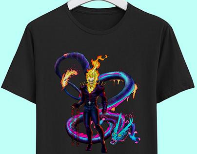 Ghost Rider Tshirt