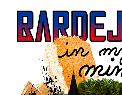 Bardejov in my mind