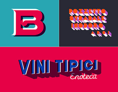 Type Around Florence - Typography