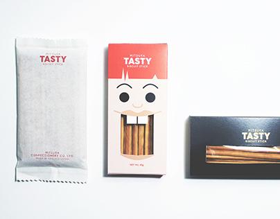 Tasty Biscuit Stick (Packaging Re-design)