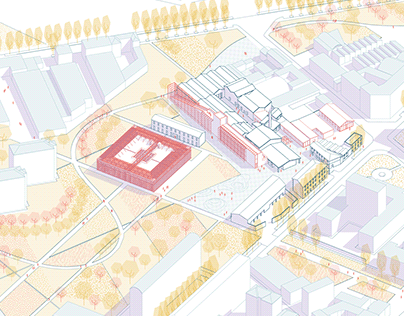 Vuoti urbani e innesti architettonici