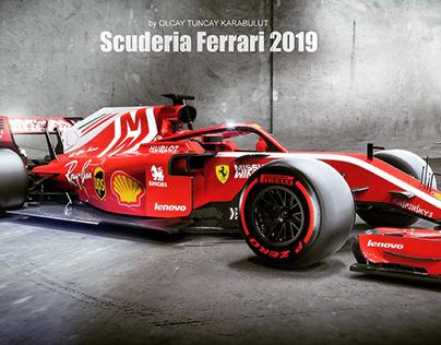 Scuderia Ferrari 2019 Concept