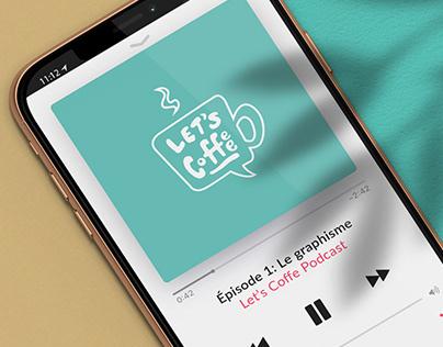 Let's Coffee | Identité Visuelle