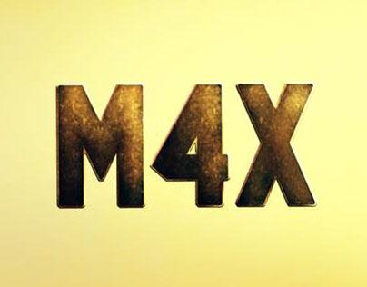 MAX - 2D Platformer