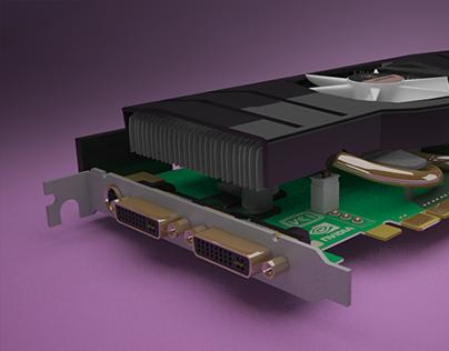 Inno3D GeForce 8600 GTS iChiLL