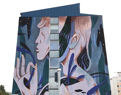 Vessel Mural, Finland