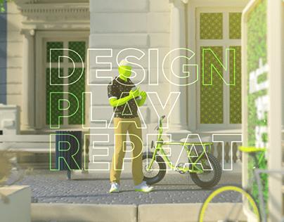 Design Play Repeat