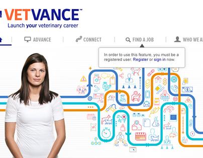 Vetvance.com