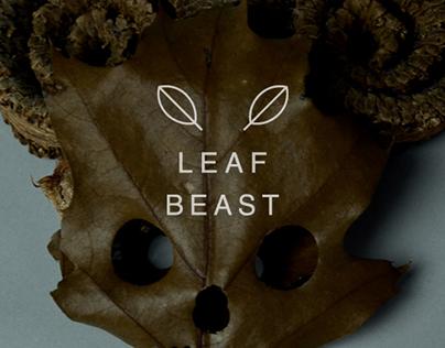 """LEAF BEAST 2015 """"Skulls"""""""