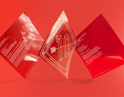 Visual Identification for the Silesian Icon 2014 Award