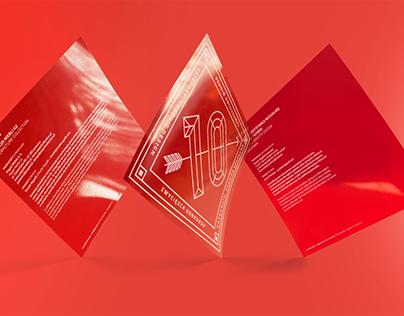 Visual Identification for the Silesian Icon 2014 Award