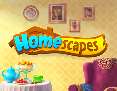 Homescapes project overview
