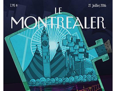 ILLUSTRATION -Le Montrealer