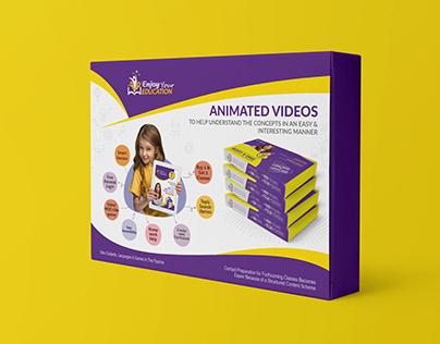 Enjoy Your Education Packaging Design