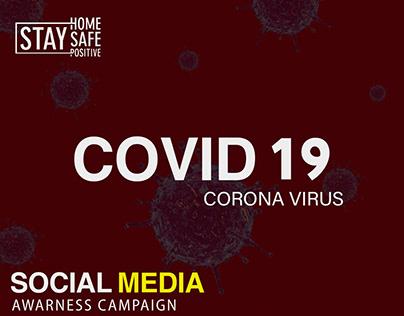 covid 19 (corona virus ) awarness campaign