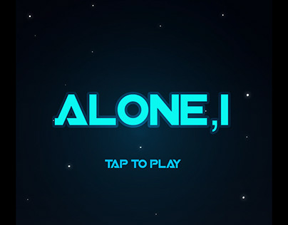 Alone,I