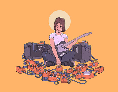 Premier Guitar October cover (pedal issue)