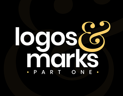 Logos & Marks - Part One