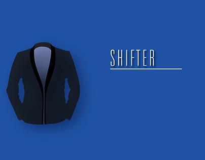SHIFTER - Pattern Shifting Jacket / Senior Thesis