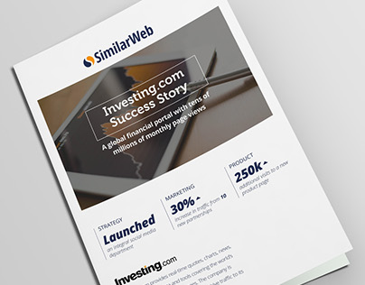SimilarWeb Client Success Stories