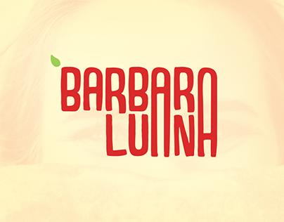 Barbara Luana Nutricionista - Identidade Visual
