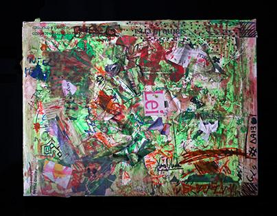 A five-canvas experiment