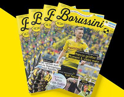Borussini - BVB Kids Magazin