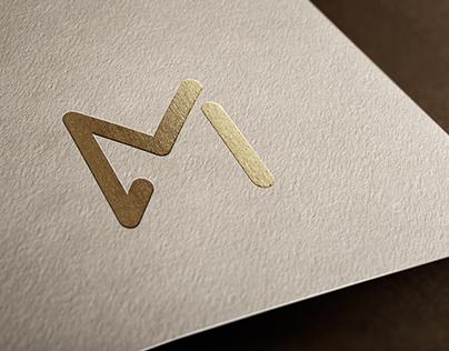 """Lettermark Branding - """"M"""""""