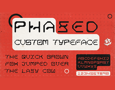 PHAZED - FREE DISPLAY FONT