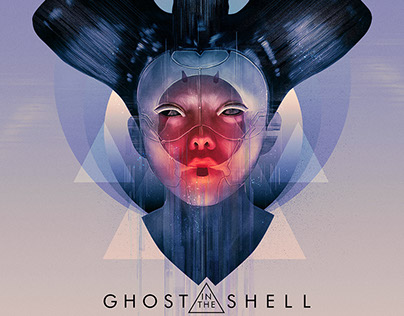 """Ghost In The Shell"" - Poster Posse Passion Project"