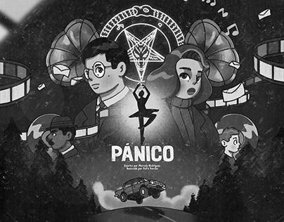 comic pánico